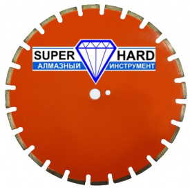 Алмазный диск Super HARD Professional (400х24)