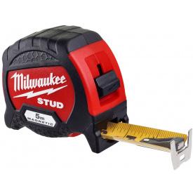 Рулетка магнитная Milwaukee STUD 5 м (4932471626)