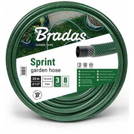 Шланг для полива Bradas SPRINT 3/4 дюйм 25м (WFS3/425)