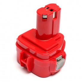 Аккумулятор PowerPlant для шуруповертов и электроинструментов MAKITA GD-MAK-12(A), 12 V, 2 Ah, NICD 1235 (DV00PT0040)