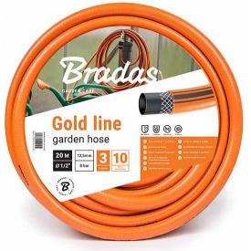 Шланг для полива Bradas GOLD LINE 5/8 дюйм 50м (WGL5/850)