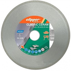 Диск алмазный Norton CLIPPER CLA CERAM по керамике 180 x 25.4/ 22.23 x (мм) (70V021)