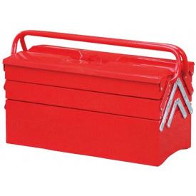 Ящик для инструмента TORIN TBC122B 5 секций