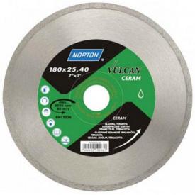 Диск алмазный Norton VULCAN TILE по керамике 180/ 25,4 x (мм) (70V020)