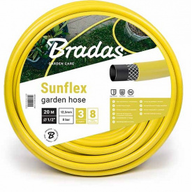 Шланг для полива Bradas SUNFLEX 1 дюйм 50м (WMS150)