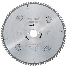 Пильный диск Metabo 216x30HW/CT 64FZ/TZ (628063000)