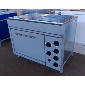 Плита электрическая промышленная ЭПК-4ШБ стандарт