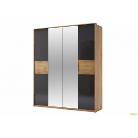 Шафа 4Д із дзеркалами Рамона MiroMark