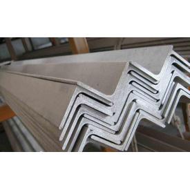 Уголок алюминиевый 160х40х3 мм