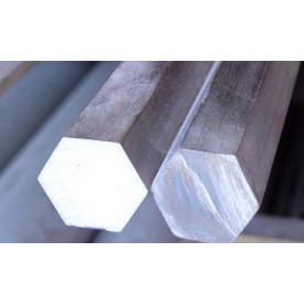 Калиброванный шестигранник металлический 85 мм