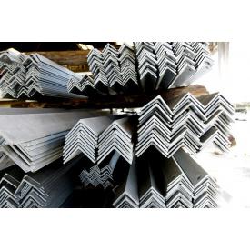 Уголок алюминиевый 50х20х2 мм