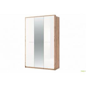 Шафа 3Д із дзеркалом (Глянець) Нікі MiroMark