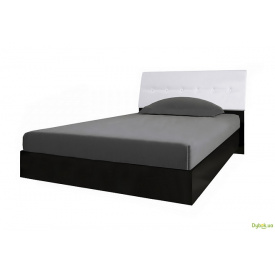Ліжко 140 М'яка спинка без каркасу Терра MiroMark