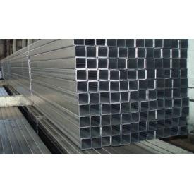 Труба40х40х5 мм стальная профильная бесшовная квадратная