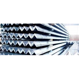 Уголок алюминиевый АК6