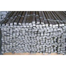 Твердая алюминиевая шина 8х80 мм