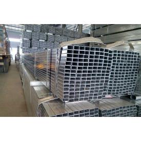 Труба300х100х8 мм стальная профильная бесшовная квадратная