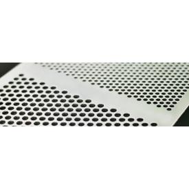 Нержавейка перфорированный лист PA Qg5-8/1/1000x2000 мм