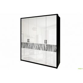 Шафа 4Д (без дзеркал) Терра MiroMark