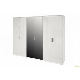 Шкаф 6Д с зеркалами Рома MiroMark