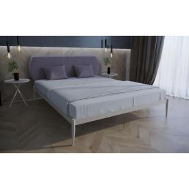Ліжко двоспальне металеве Бьянка 02 Melbi 180х200