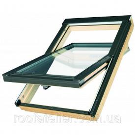 Мансардне вікно Fakro FTT U6 супер-енергозберігаюче вікно