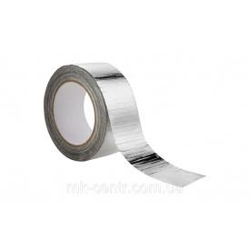 Клейкая лента фольгированная Super AL для проклейки пароизоляции