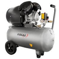 Компресор двоциліндровий 2.2 кВт 412 л/хв 8 бар 50 л SIGMA (7043711)