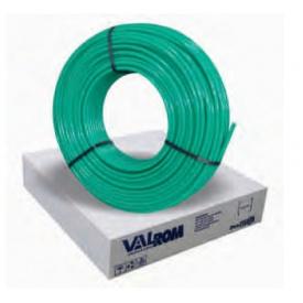 Труба PE-RT с антидиффузионной защитой 16x2,0 мм бухта 500 м зеленый