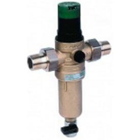 """Фільтр для гарячої води з рег. тиску. 1/2 """"70 гр C PN16"""