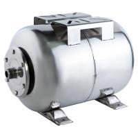Гідроакумулятор горизонтальний 50 л (нерж) WETRON (779213)