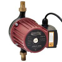 """Насос для повышения давления 270Вт Hmax 12м Qmax 47л/мин 3/4"""" 195мм + гайки 1/2"""" AQUATICA (774714)"""