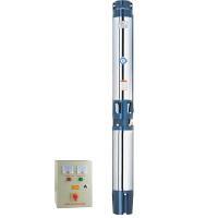 Насос відцентровий свердловинний 380 В 22 кВт H 120 (65) м Q 1200 (1000) л/хв 151 мм + пульт DONGYIN (7776883)