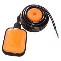 Выключатель поплавковый универсальный кабель 5 м 0,75 мм с балластом WETRON (779662)