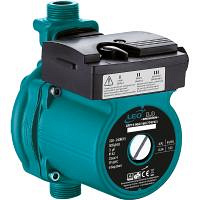 Насос для повышения давления 123 Вт Hmax 9 м Qmax 25 л/мин 160 мм + гайки LEO 3.0 (774741)