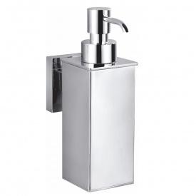 Раздатчик жидкого мыла SQUARE хром