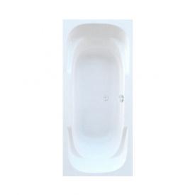 Ванна акриловая BELLA 180x80 см без панели с переливом