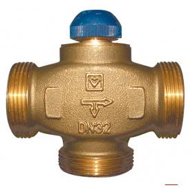 Трехходовой термостатический вентиль CALIS-TS- RD Ду20 мм