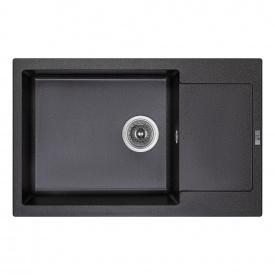 Кухонная мойка Lidz 781x510/200 GRF-13 (LIDZGRF13781510200)