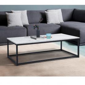 Журнальний кавовий столик GoodsMetall в стилі Лофт 1100х600х350 ЖС120