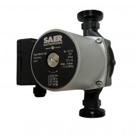 Насос циркуляционный SAER W35-25 180мм + гайки