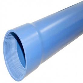 Труба ПВХ 5,0 м для свердловин R 10 140x6,7 мм