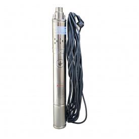 Насос скважинный шнековый VOLKS pumpe 3 QGD 2-103-0,75кВт 3 дюйма! + кабель 15м
