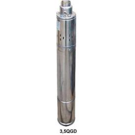 Насос скважинный шнековый VOLKS pumpe 3,5 QGD 1,8-50-0,75кВт 3,5 дюйма! + кабель 15м