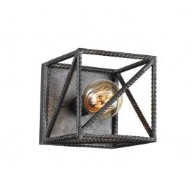 Светильник GoodsMetall из металла в стиле Лофт Куб Алькатрас