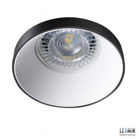 Встраиваемый светильник Kanlux SIMEN DSO B/W GU10 Черный