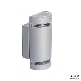 Фасадный светильник Kanlux ZEW EL-235U-GR GU10, серый