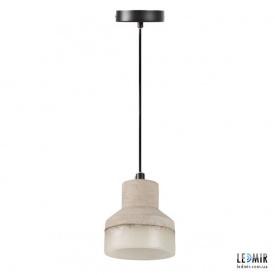 Потолочный подвесной светильник Kanlux GRAVME O G/HY, серый