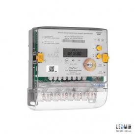 Трехфазный счетчик электроэнергии MTX прямого включения со встроенным радиомодулем