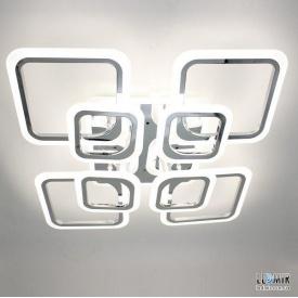 Светодиодная люстра F+Light Smart Light LD3688-8CR 108W-2700-7000K